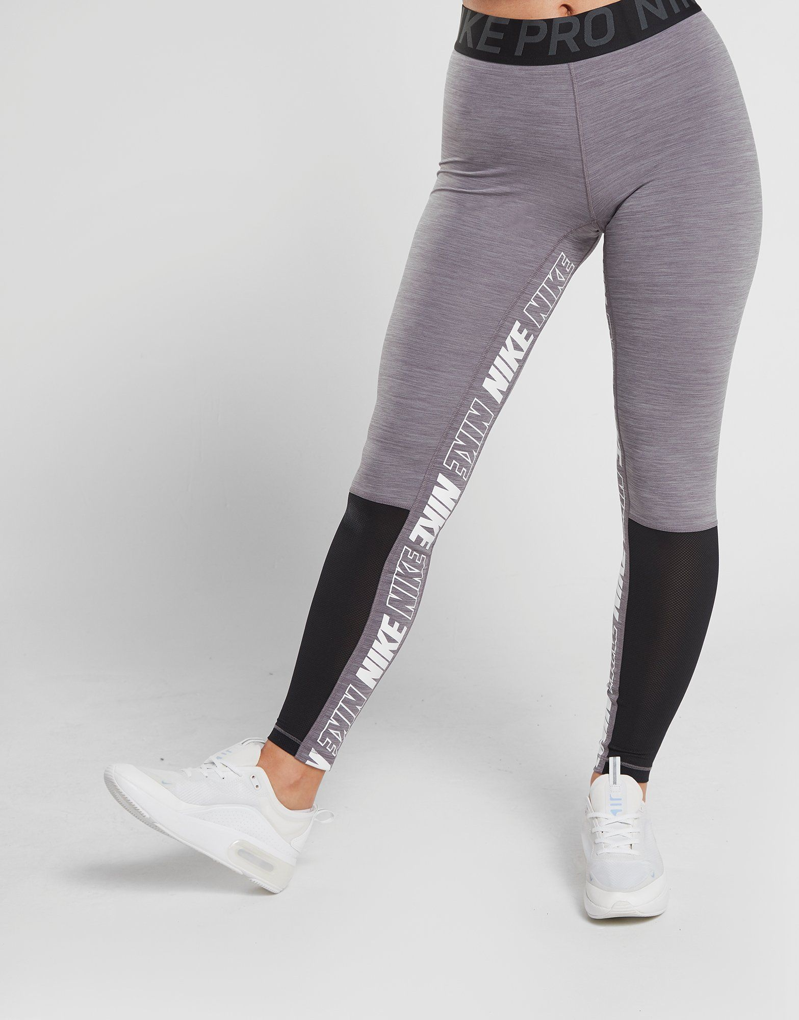Nike Training Sports Mesh Tights