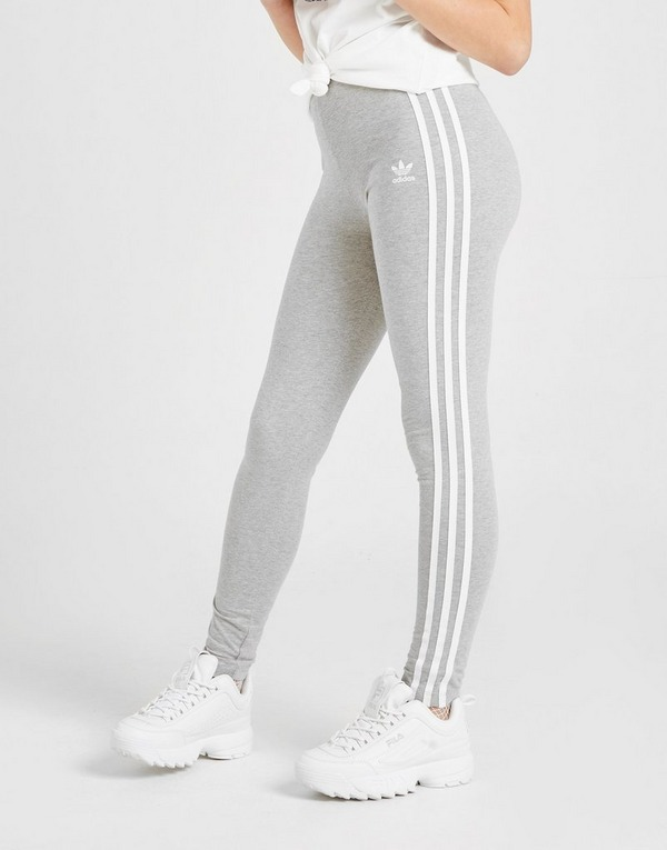 unique design how to buy for whole family adidas Originals Girls' 3-Stripes Leggings Junior | JD Sports