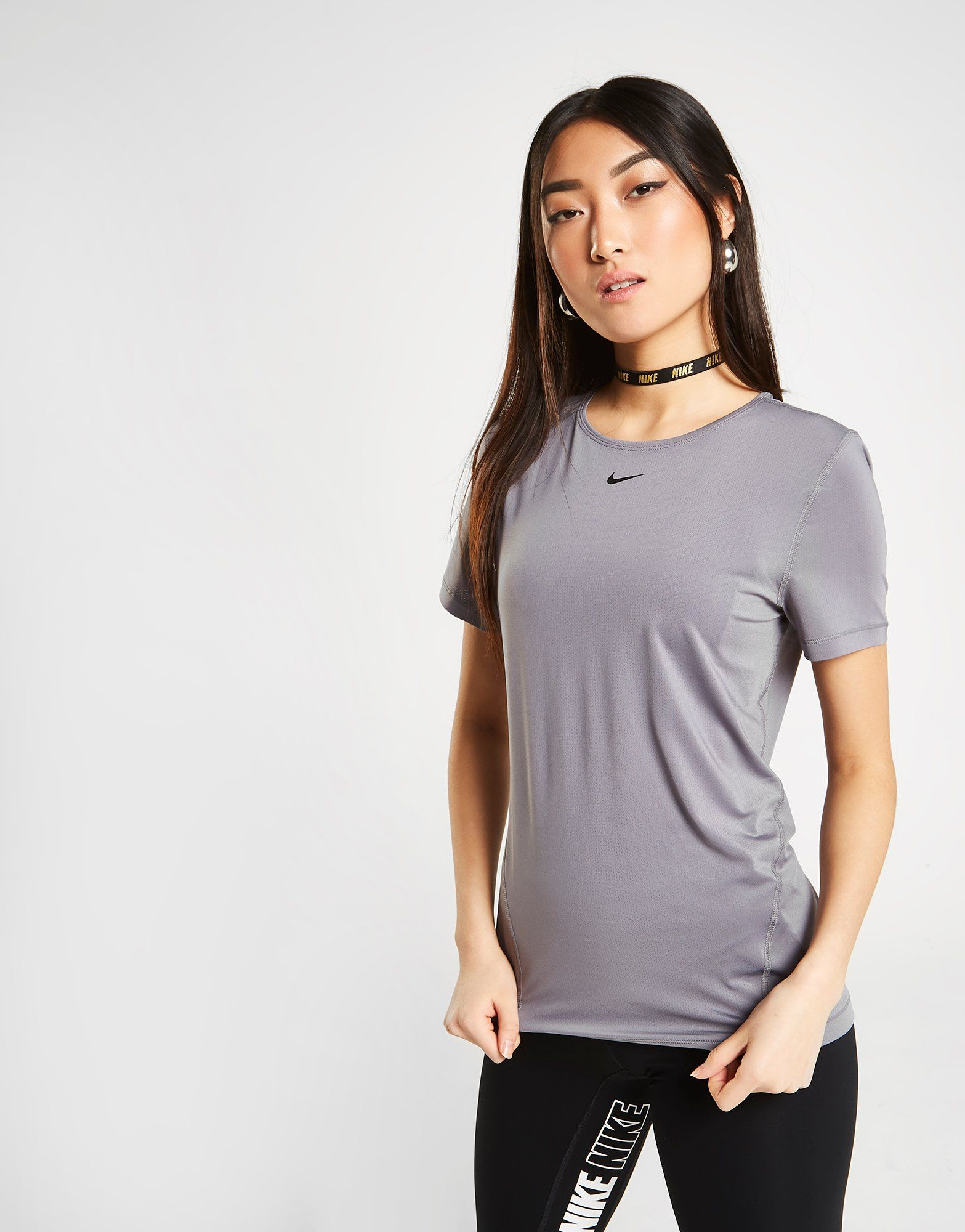 Nike Pro Training  Short Sleeve T-Shirt