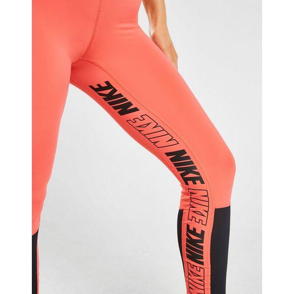 Nike Training Sports Mesh Tights