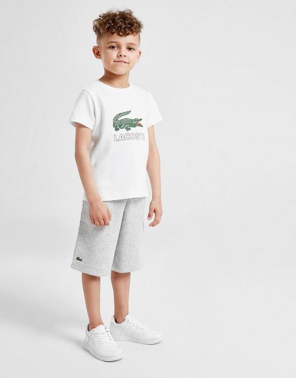Lacoste camiseta Vintage Croc infantil