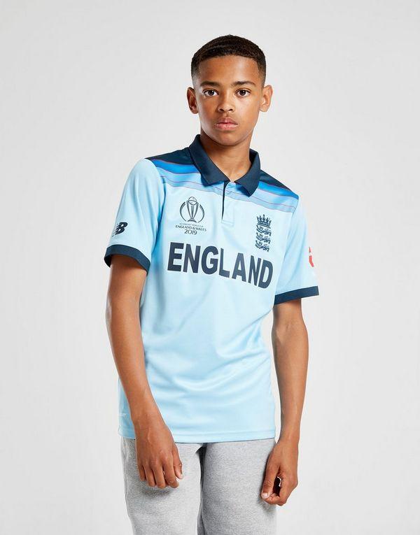 ac4d6ecd44b New Balance ECB World Cup 19 Shirt Junior   JD Sports