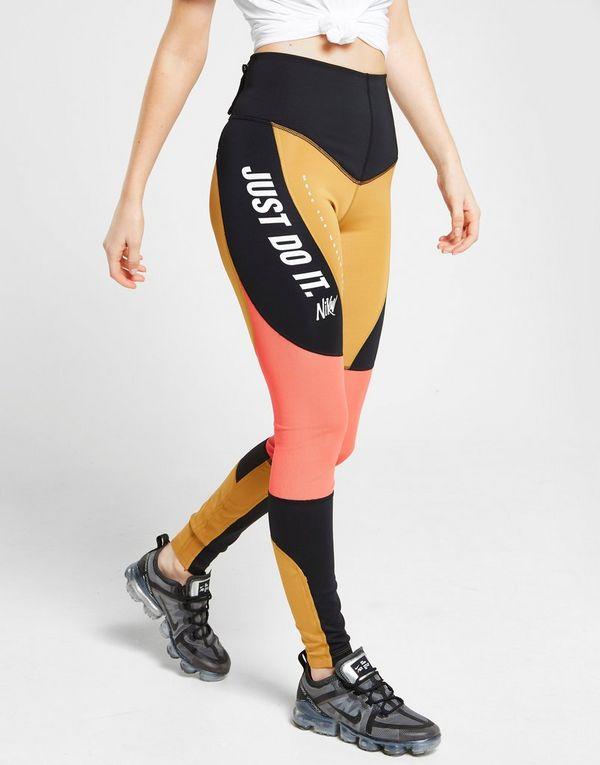 2ebaa21b686ed Nike Training Sport Colour Block Tights | JD Sports