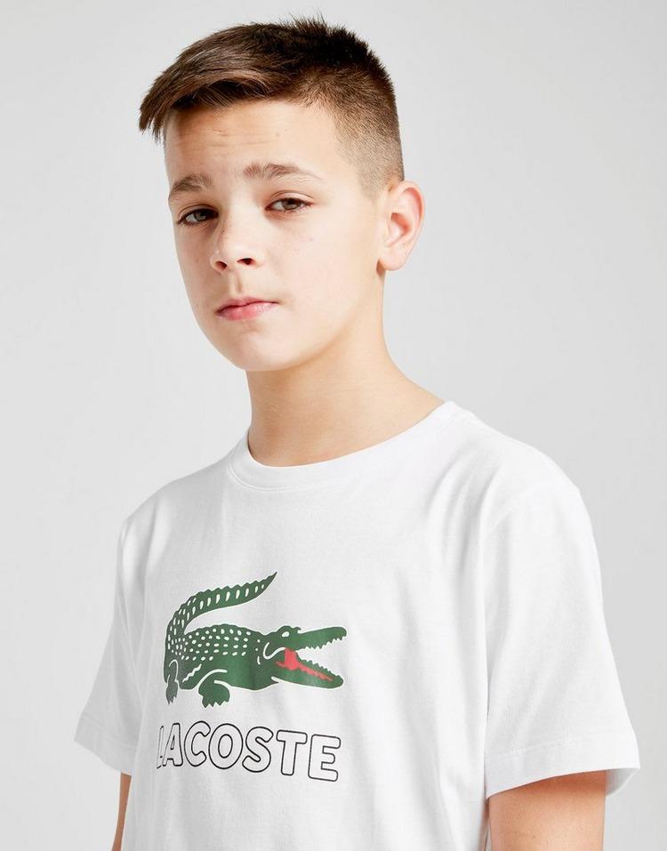 Lacoste Croc T-Shirt Junior