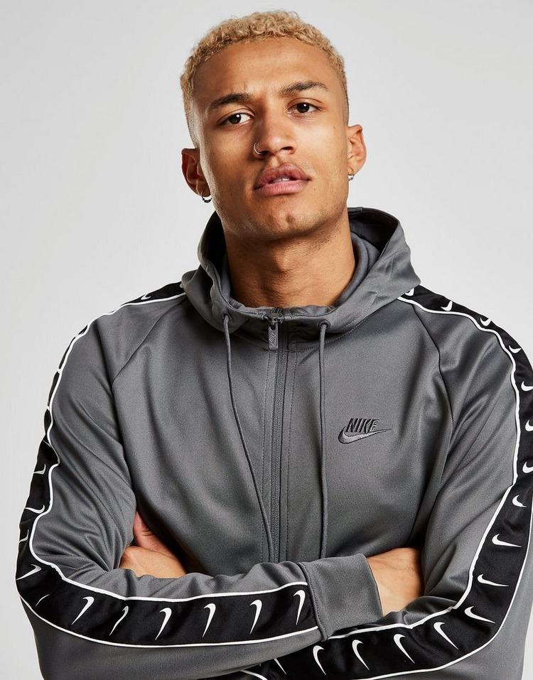 Nike Tape Full Zip Hoodie   JD Sports