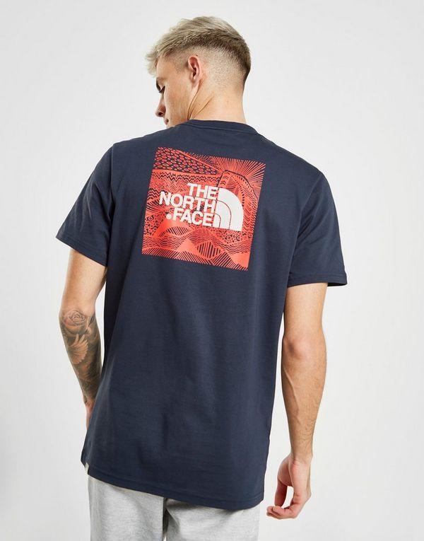 49d52a7bc The North Face Redbox Celebration T-Shirt | JD Sports