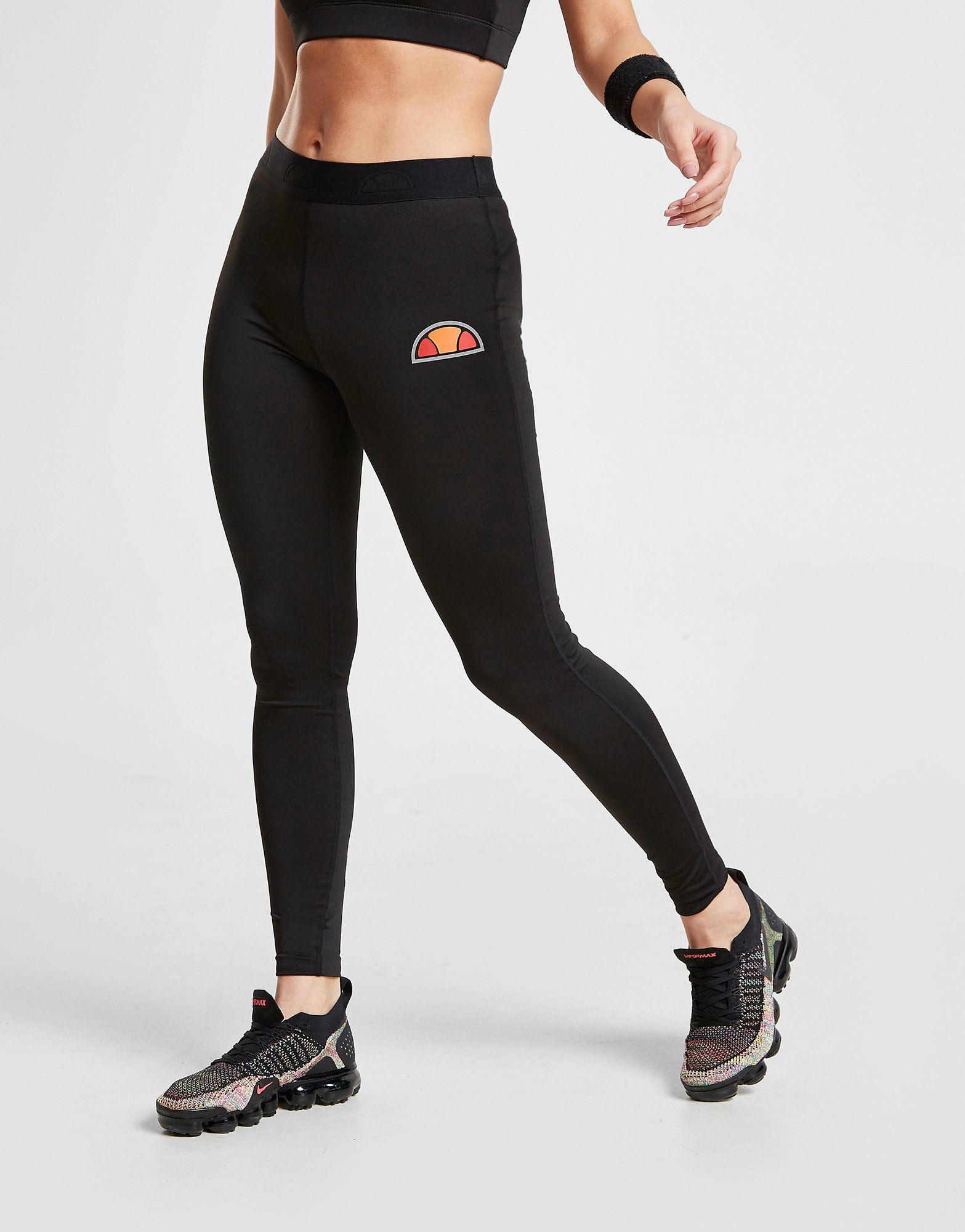 Ellesse Reflective Logo Tights