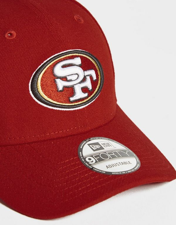 b515de3c New Era NFL San Francisco 49ers 9FORTY Cap | JD Sports