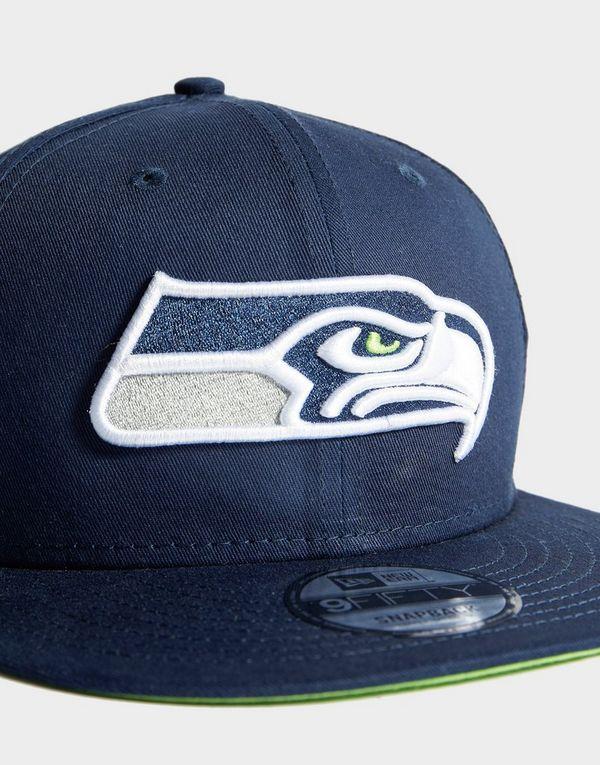 3784637ef6b New Era NFL Seattle Seahawks 9FIFTY Cap | JD Sports