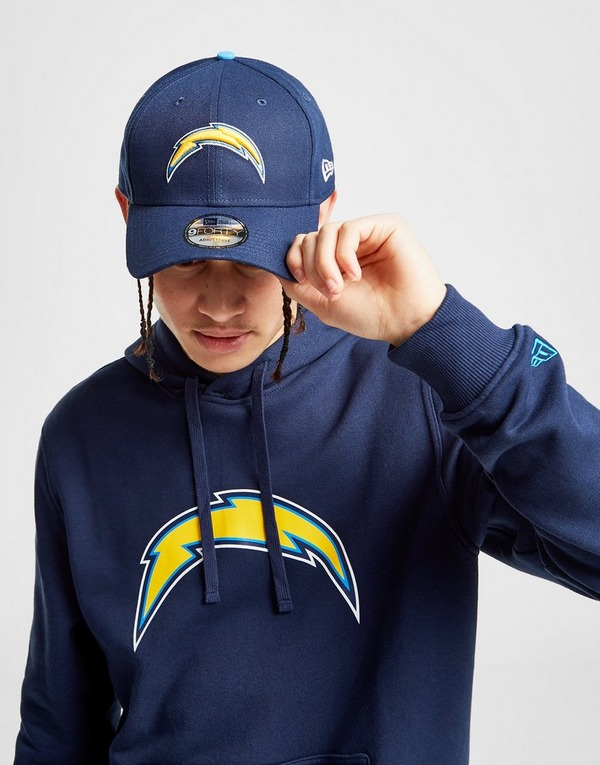 New Era NFL Los Angeles Chargers 9FORTY Lippalakki