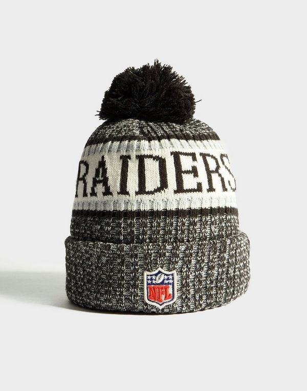 5e0c46248d3 New Era NFL Sideline Oakland Raiders Beanie