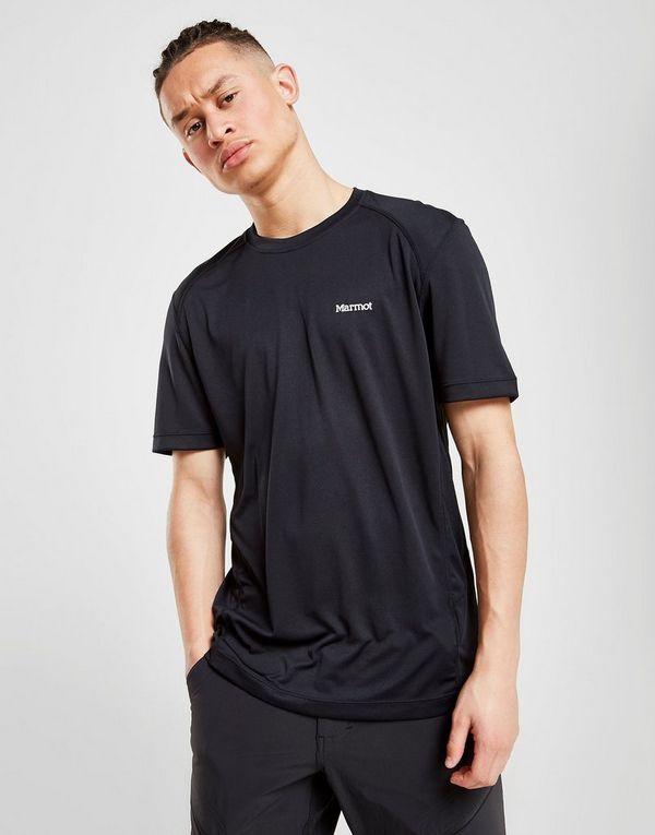 Activewear Tops Activewear Supply Mens Activewear Marmot T-shirt Medium Grey