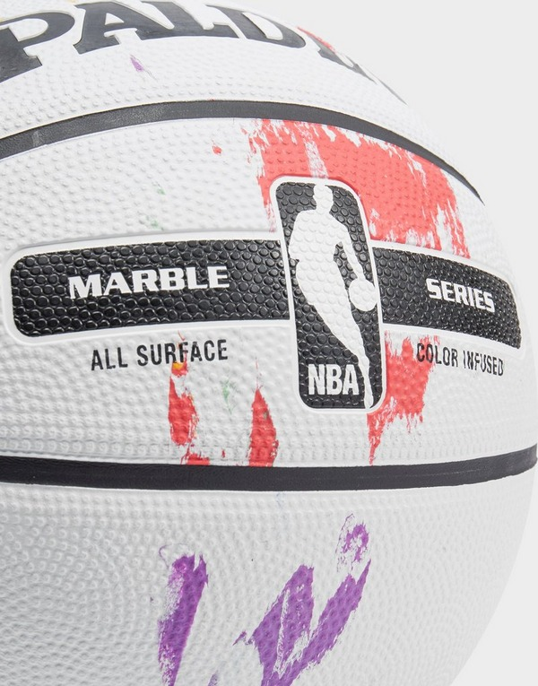 Spalding NBA Marble Basketball