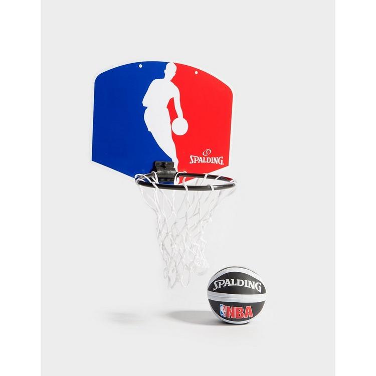 Spalding NBA Logoman Basketball Miniboard