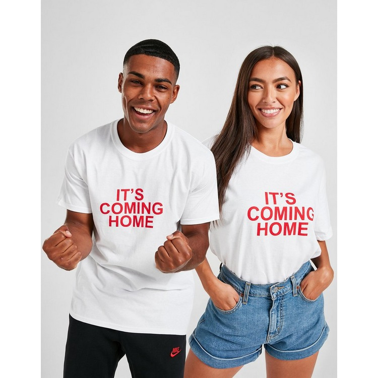 JD 'It's Coming Home' T-Shirt