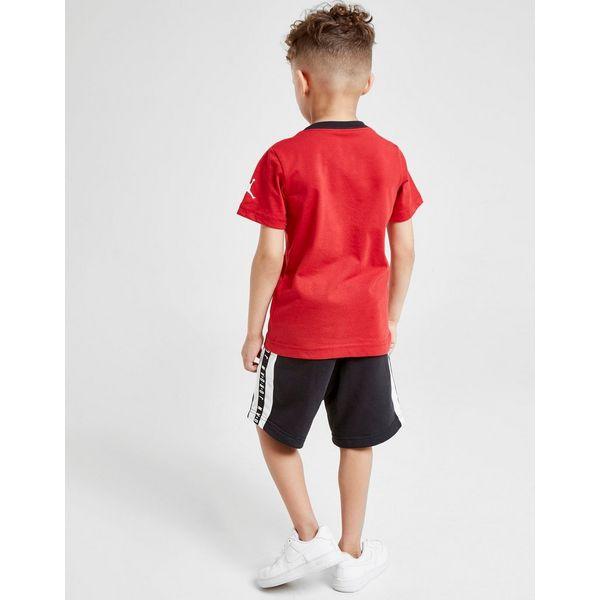 Jordan Air T-Shirt/Shorts Sert Children