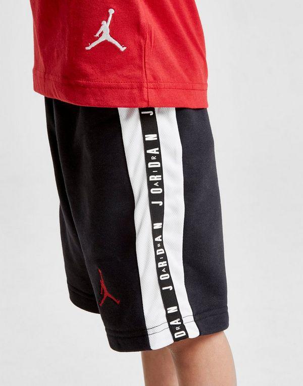 plus récent 65d98 1fca2 Jordan Air T-Shirt/Shorts Sert Children | JD Sports