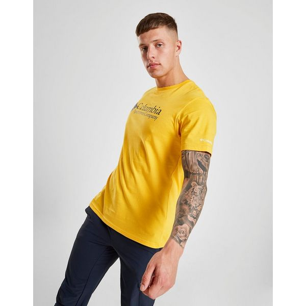 Columbia Large Front Logo T-Shirt