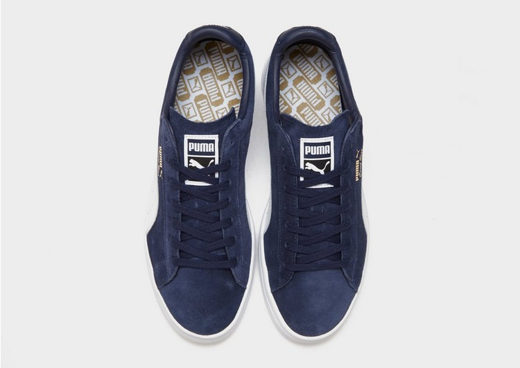 Buy Blue Puma Court Star | JD Sports