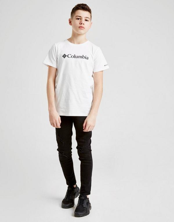 Columbia Logo T-Shirt Junior