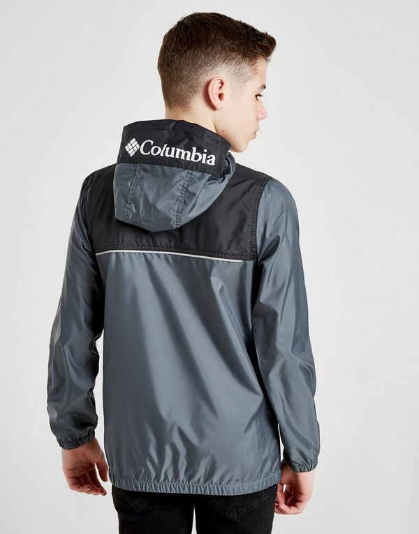 Columbia 1/4 Zip Lightweight Windbreaker Junior