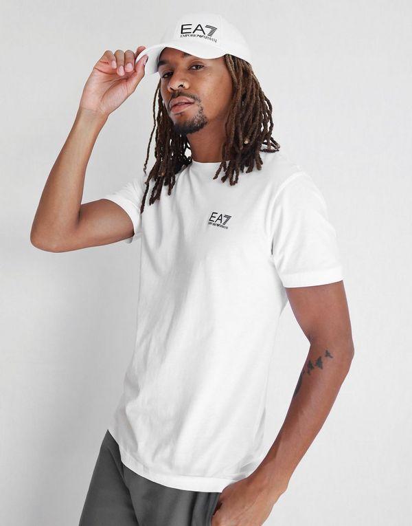 733b6a3efcfaa Emporio Armani EA7 Core Short Sleeve T-Shirt | JD Sports