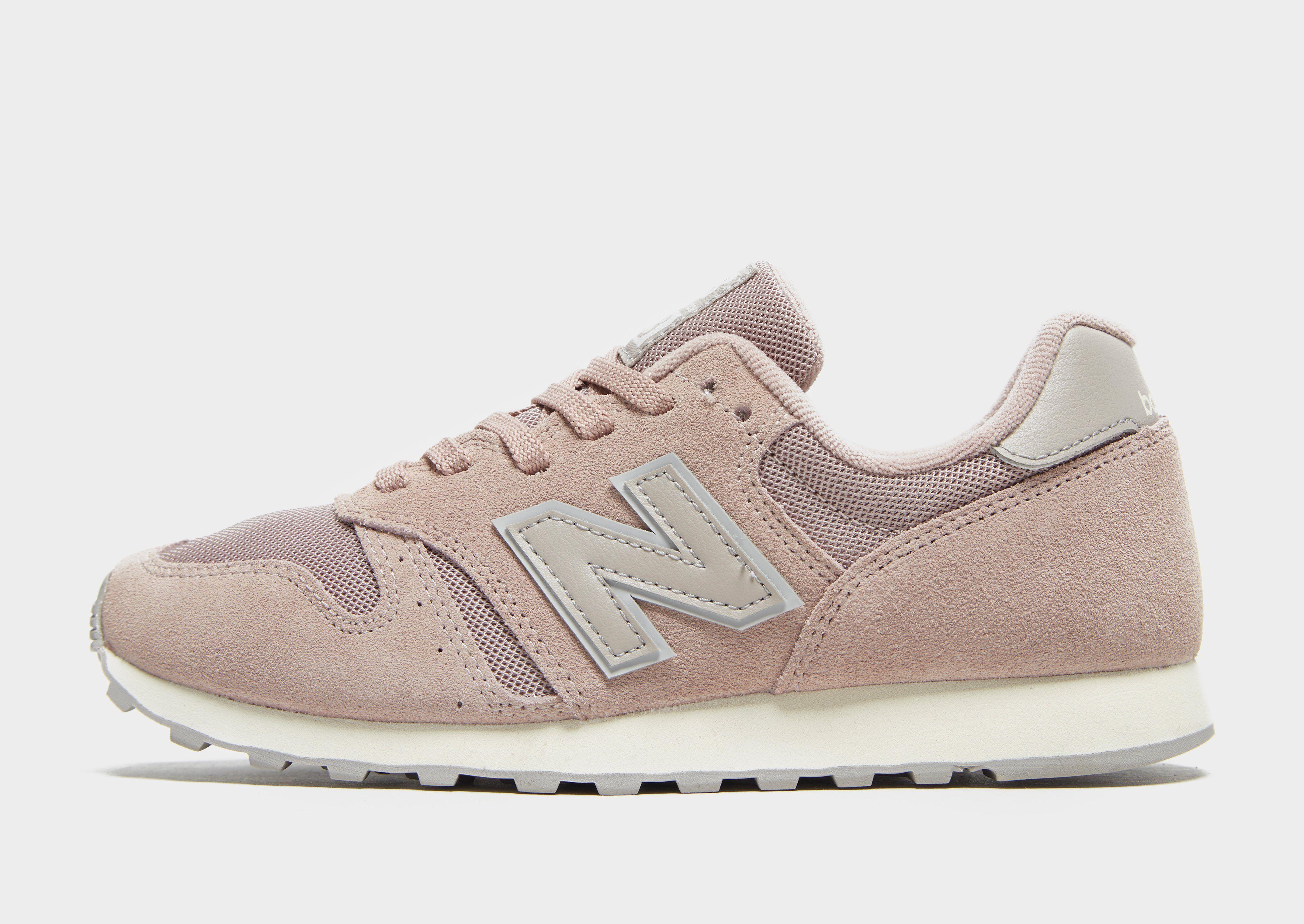 new balance 373 dames roze