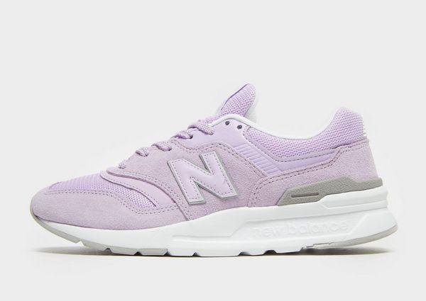 new balance violet