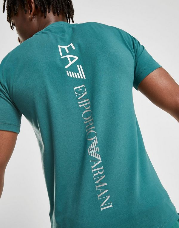 Emporio Armani EA7 Back Logo Short Sleeve T-Shirt