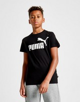 PUMA Essential Logo T-Paita Juniorit