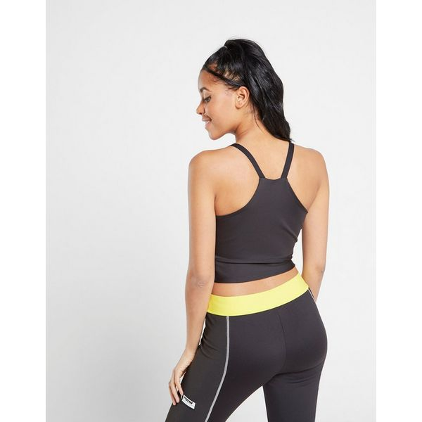 PUMA Muse Crop Tank Top