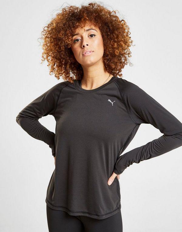 PUMA Running Long Sleeve T-Shirt