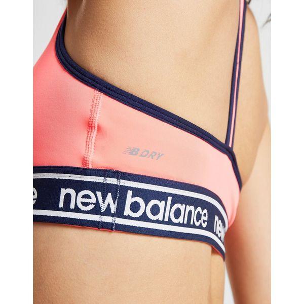 New Balance Logo Sports Bra