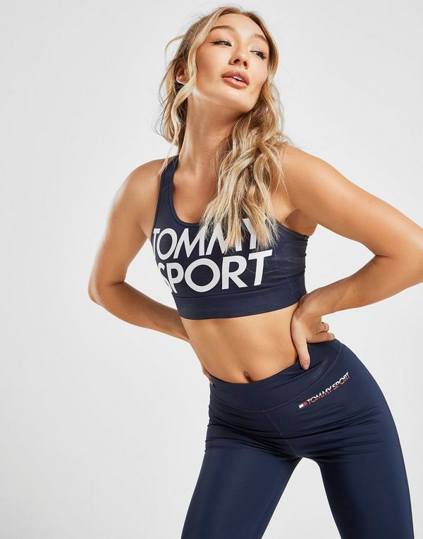 Tommy Hilfiger Sport Logo Bra