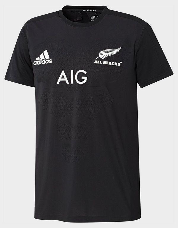 d873a219 adidas New Zealand All Blacks Performance T-Shirt | JD Sports
