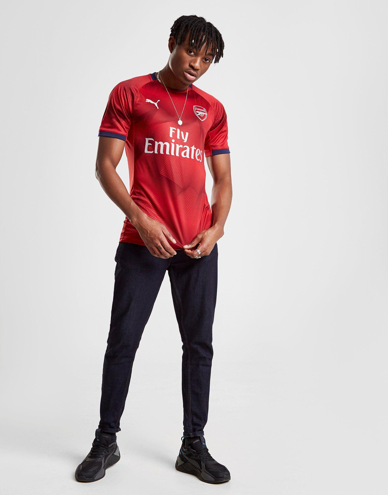 PUMA Arsenal FC Graphic Shirt