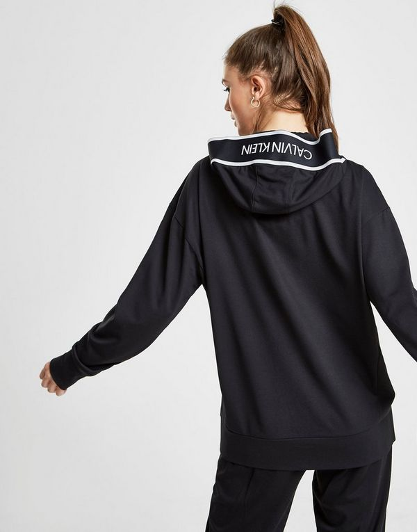 Calvin Klein Performance Icon Full Zip Hoodie | JD Sports