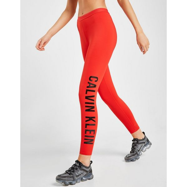 Calvin Klein Performance Logo Leggings