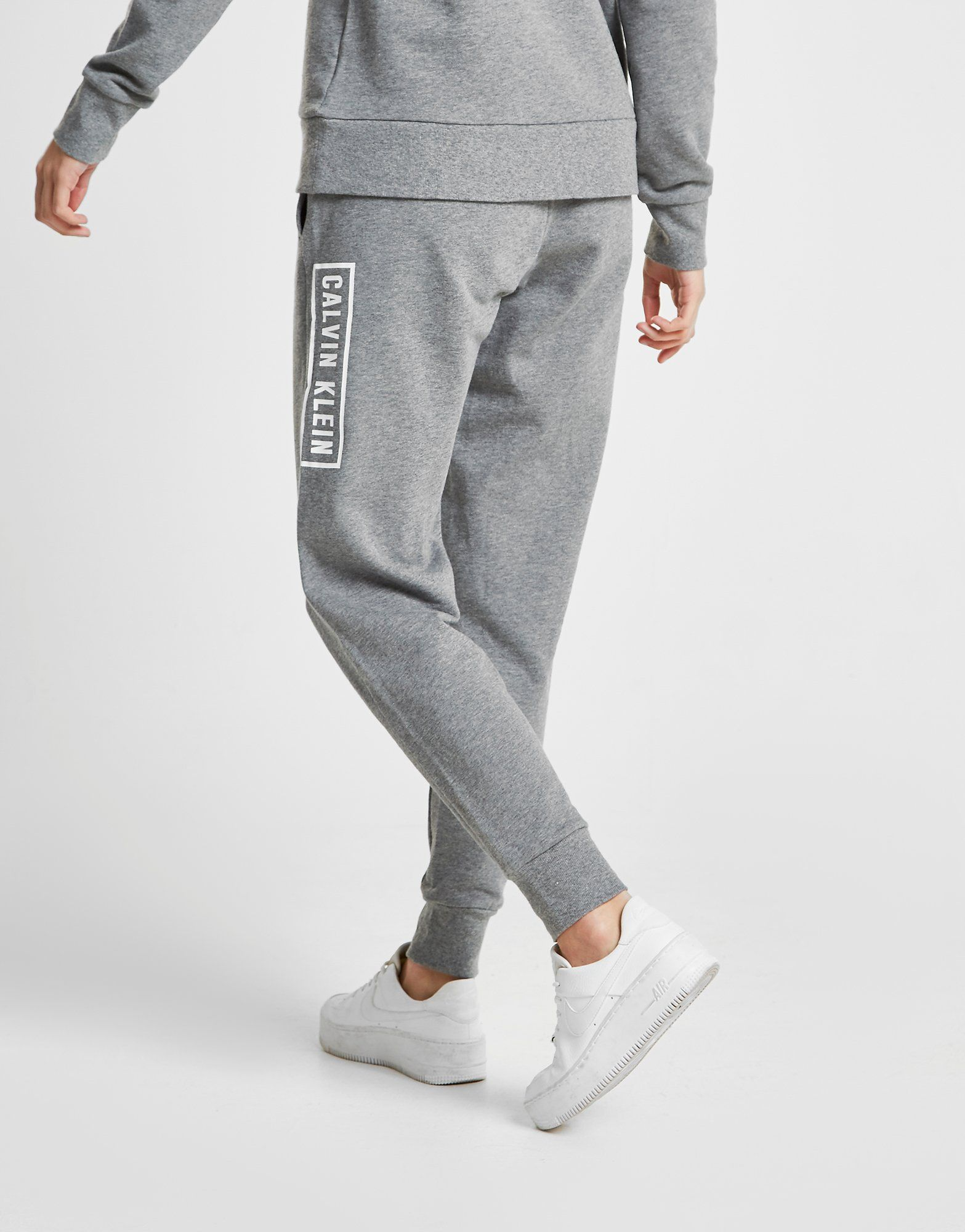 Calvin Klein Performance Box Logo Joggers
