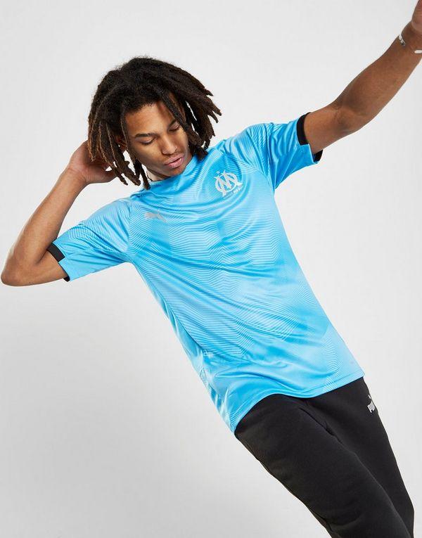 6b2b459c PUMA Olympique Marseille Graphic Shirt | JD Sports