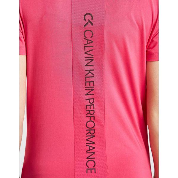 Calvin Klein Performance Icon Short Sleeve T-Shirt