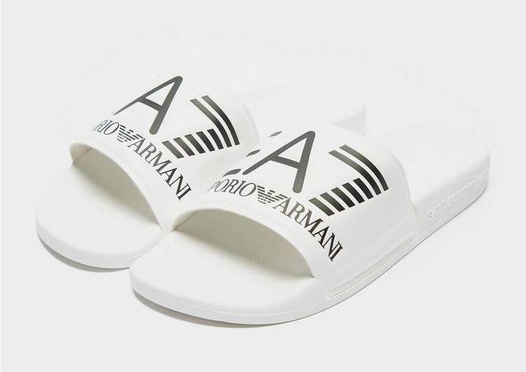 Emporio Armani EA7 Vis Slides Herren