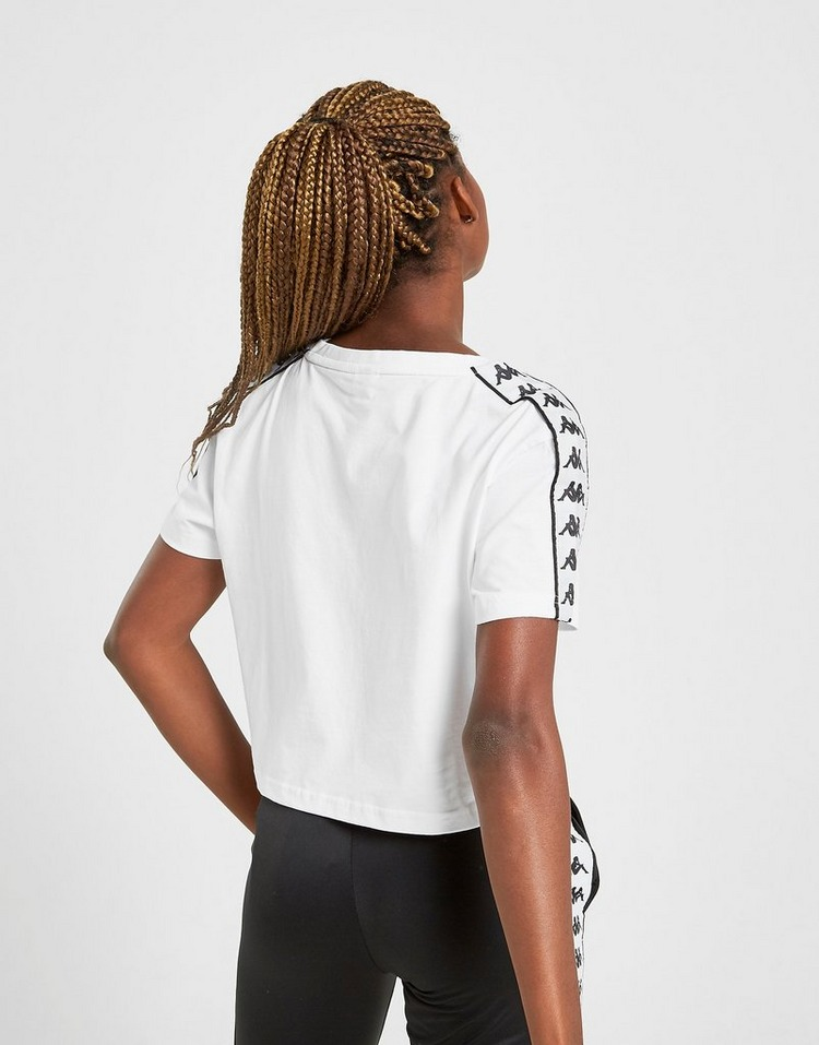 Kappa Tape Crop T-Shirt