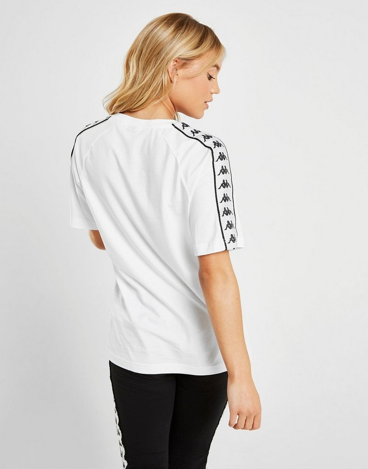 Kappa Tape Boyfriend Logo T-Shirt