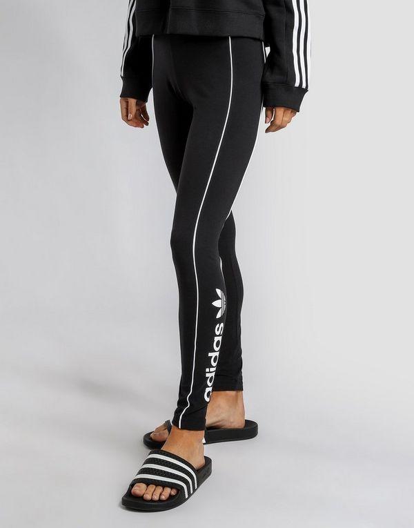 a8a794e0c51c9 adidas Originals Linear Leggings | JD Sports