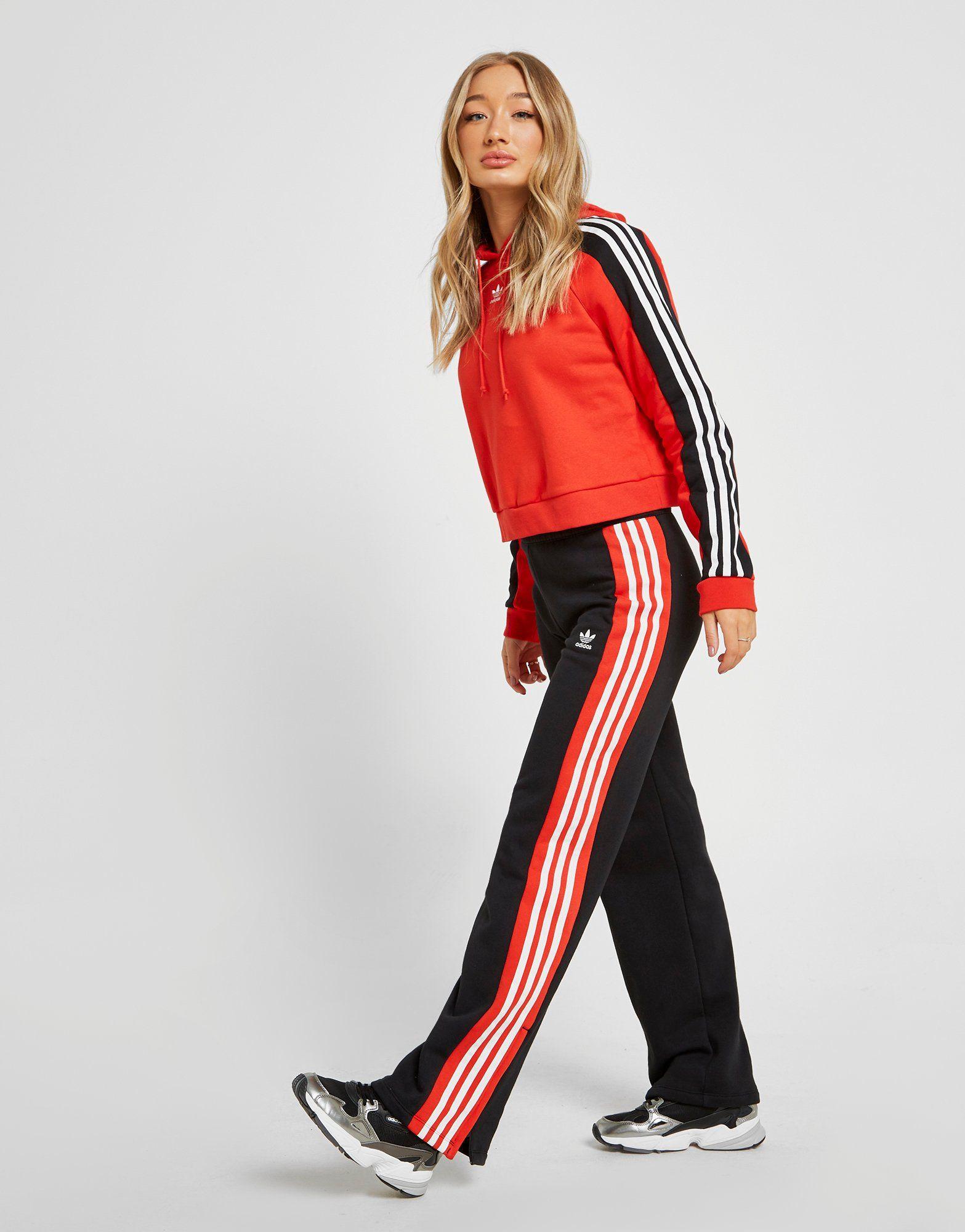 adidas Originals Wide Leg Joggers