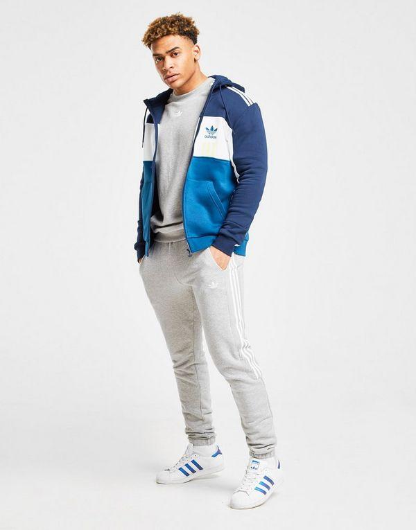 e8cb2d2fe42cd2 adidas Originals ID96 Full Zip Hoodie | JD Sports