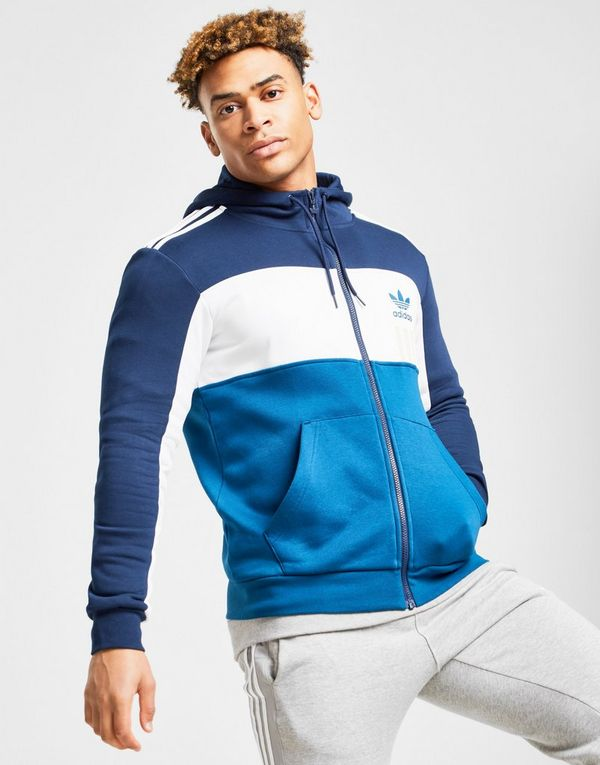 official photos 66f3b 3a5ba adidas Originals ID96 Full Zip Hoodie