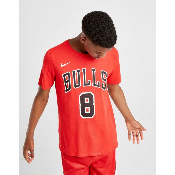 Nike NBA Lavine Chicago Bulls T-Shirt Junior