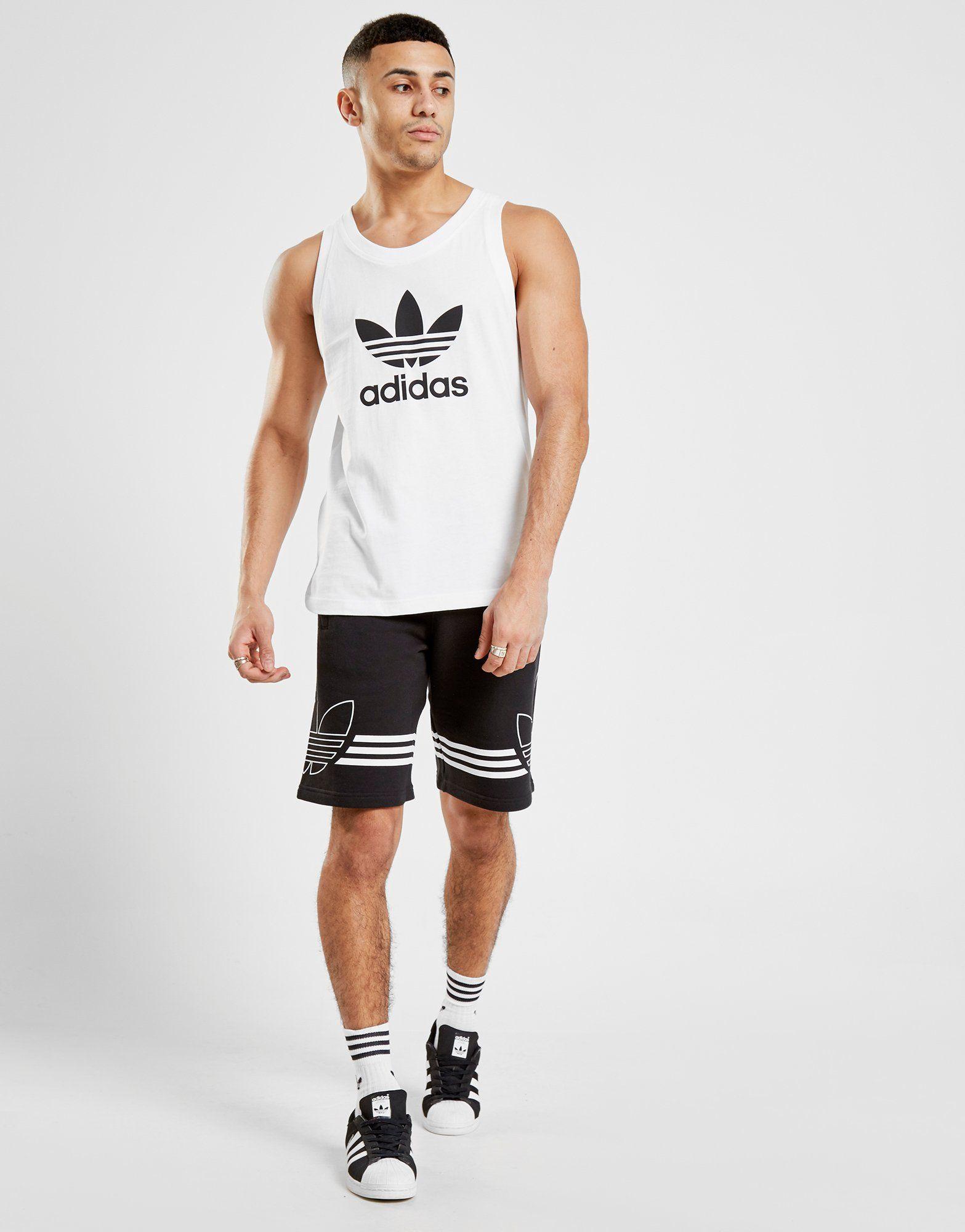 adidas Originals Radkin Fleece Shorts | JD Sports